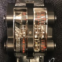 Cabestan 鈦 46mm 手動發條 Winch Tourbillon Vertical in Titanium 新的