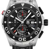 TAG Heuer AQUARACER CALIBRE 16 500M CHRONO AUTOMATIC LIMITED...