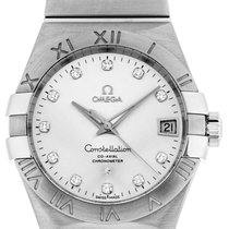 Omega Constellation Men 38mm Silver United States of America, California, Los Angeles