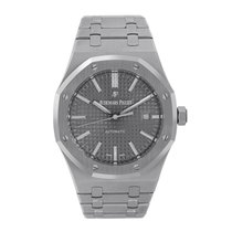 Audemars Piguet 15400ST.OO.1220ST.04 Steel 2019 Royal Oak Selfwinding 41mm pre-owned United States of America, New York, New York