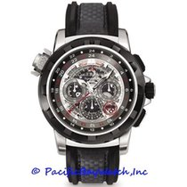 Carl F. Bucherer Carl F.  Patravi Traveltec FourX Mens...