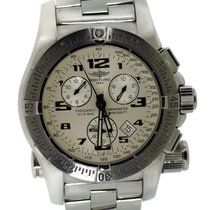 Breitling Emergency Steel 43mm United States of America, New York, New York