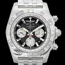 Breitling Steel 44.00mm Automatic AB011012/B967/375A new United States of America, California, San Mateo