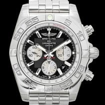 Breitling Chronomat 44 AB011012/B967/375A New Steel 44.00mm Automatic United States of America, California, San Mateo
