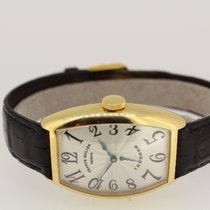 Franck Muller Yellow gold 27mm Automatic 5850 RET pre-owned