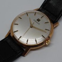 Tissot 9K Gold with box and original strap