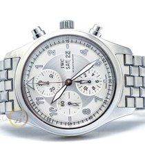 IWC Pilot Steel 42mm Silver