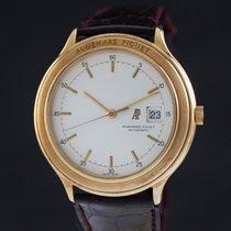 Audemars Piguet Huitième Pозовое золото 40mm Белый Без цифр