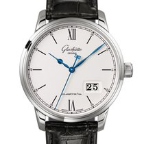 Glashütte Original Senator Excellence Acier 40mm Argent France, Paris