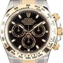 Rolex Daytona Gold/Steel 40mm No numerals United States of America, New York, New York