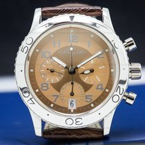 Breguet Type XX - XXI - XXII pre-owned 39.5mm Platinum