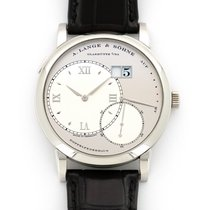 A. Lange & Söhne Platinum 41mm Manual winding 117.025 pre-owned United States of America, California, Beverly Hills