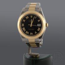 Rolex Datejust II Acero y oro 41mm Negro Romanos España, Madrid