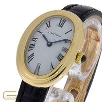 Cartier Baignoire Gelbgold 22mmmm Weiß Römisch Deutschland, Köln