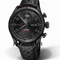 Oris Audi Sport 01 778 7661 7784-Set LS new