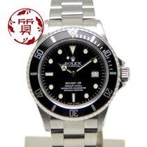 ロレックス Sea-Dweller ステンレス 40mm ブラック 文字盤無し 日本, Kawasaki