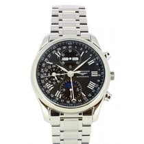 Longines Master Collection Steel 40mm Black