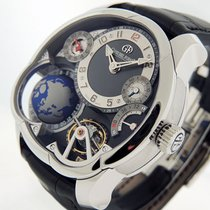 Greubel Forsey GMT GF05 Very good Platinum 43.05mm Manual winding