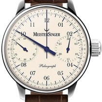 Meistersinger Paleograph SC103 New Steel Manual winding United States of America, New York, Brooklyn