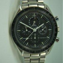 Omega Speedmaster Professional Moonwatch Moonphase Steel 42mm Black No numerals Thailand, Khon kaen