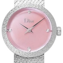 Dior Stahl 25mm Quarz La D De Dior gebraucht