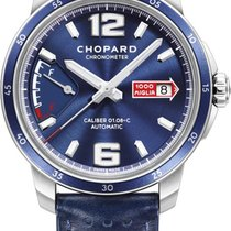 Chopard Mille Miglia Steel 43mm Blue United States of America, Florida, North Miami Beach