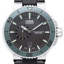 Oris Aquis Small Second 01 743 7673 4157-07 4 26 34EB 2020 new