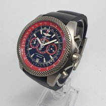 Breitling Bentley Supersports Titanium Black