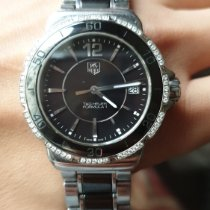 TAG Heuer Plastic Quartz pre-owned Formula 1 Lady