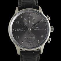 IWC Portuguese Chronograph 3714 usados