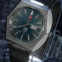 Rado usados Automático 36mm Azul Plexiglas