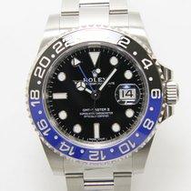 ロレックス GMT マスター II 116710BLNR 新品