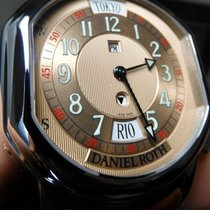 Daniel Roth Steel 38mm Automatic 857 pre-owned