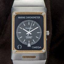 Omega Stahl Quarz 1980082/3980832 gebraucht
