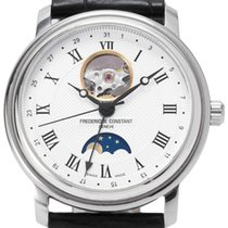 Frederique Constant pre-owned Automatic 40mm