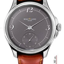 Rolf Lang 41/42mm Manual winding 2014 new Grey