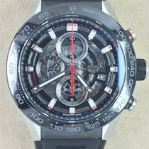 TAG Heuer Carrera Calibre HEUER 01 new Automatic Chronograph Watch with original box and original papers CAR2A1Z.FT6044