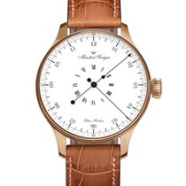 Meistersinger 43mm Manual winding ED-HEN16-G new