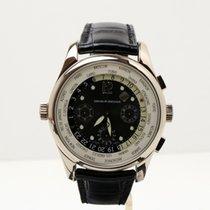 Girard Perregaux WW.TC 18k White Gold