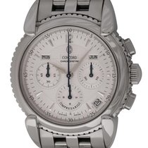 Concord : Impresario Chronograph :  14.G9.210 :  Stainless Steel