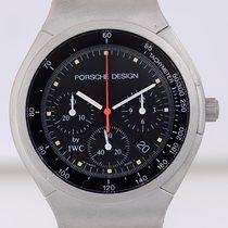 IWC Porsche Design by IWC Titan Quartz Chronograph Klassiker