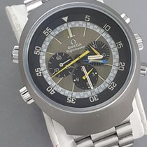 Omega Flightmaster IInd serie Stainless steel 'TROPICAL&#3...
