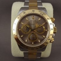Rolex Daytona steel/gold 116523 ( 99,99% new / LC 100 )