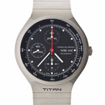 Porsche Design Heritage Chronograph Titan Limited Edition...