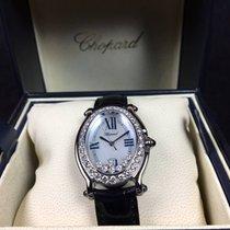 Chopard Happy Sport Steel-Gold 3.36ct Diamonds