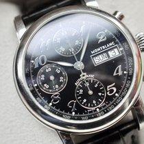 万宝龙 (Montblanc) Meisterstück Star Chronograph - ref. 7016 -...