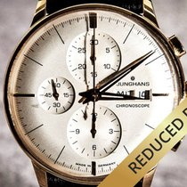 Junghans Meister Chronoscope 151 (PC) Limited Edition Yellow Gold