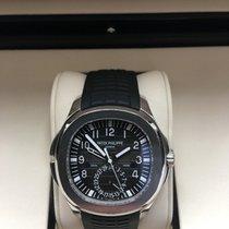 Patek Philippe Aquanaut Travel Time Ref.5164A-001 - Full Set