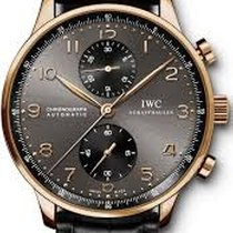 IWC Portuguese Chronograph 18K Rose Gold Automatic