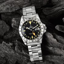 Rolex Explorer II Ref. 1655 in Steel